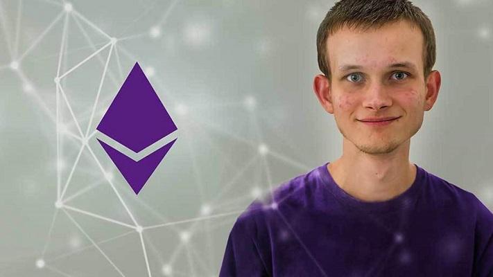 The Ethereum creator Vitalik Buterin